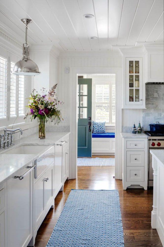 кухни в современном американском стиле