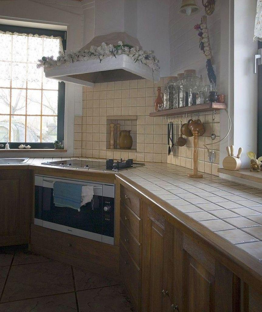 кухонный фартук и столешница