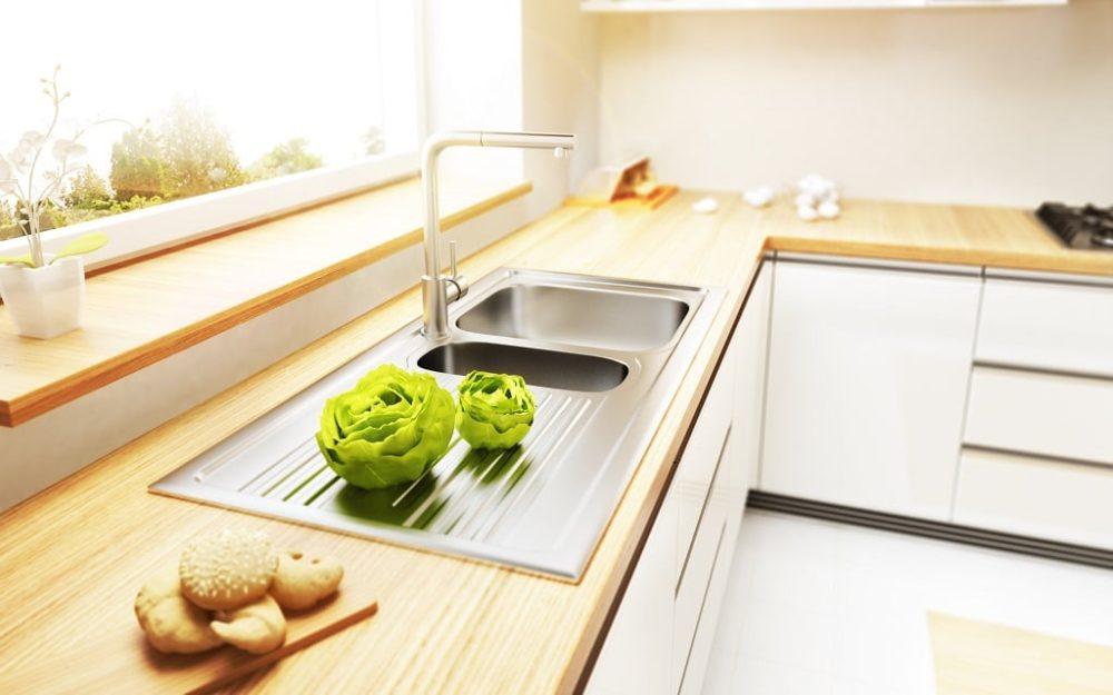размеры мойки для кухни