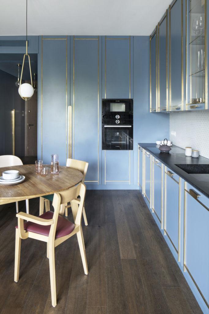 удобные кухни в квартирах