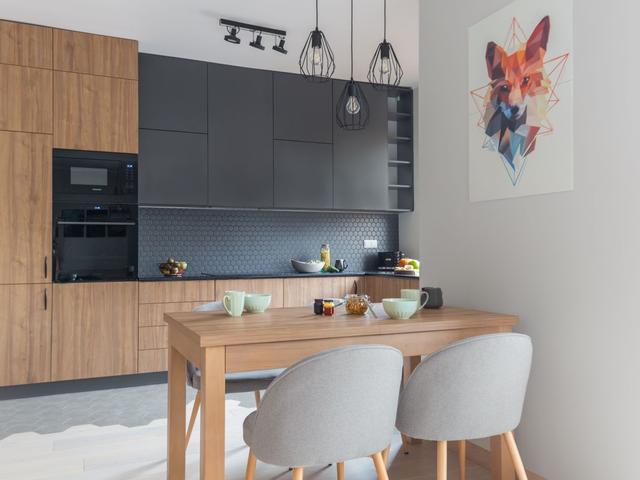 удобные кухни фото