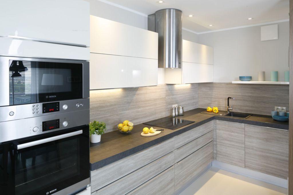 современный ремонт маленькой кухни