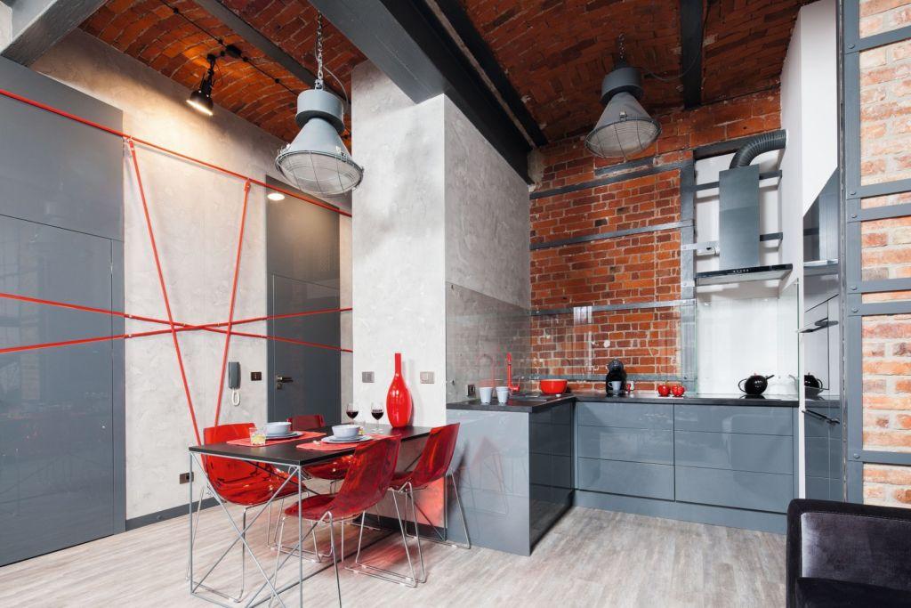 столовая на кухне дизайн