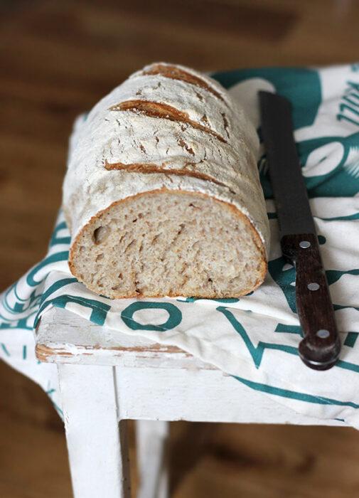 вкусный хлеб в духовке в домашних условиях
