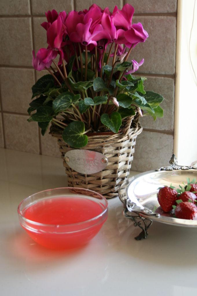 декоративные растения на кухню