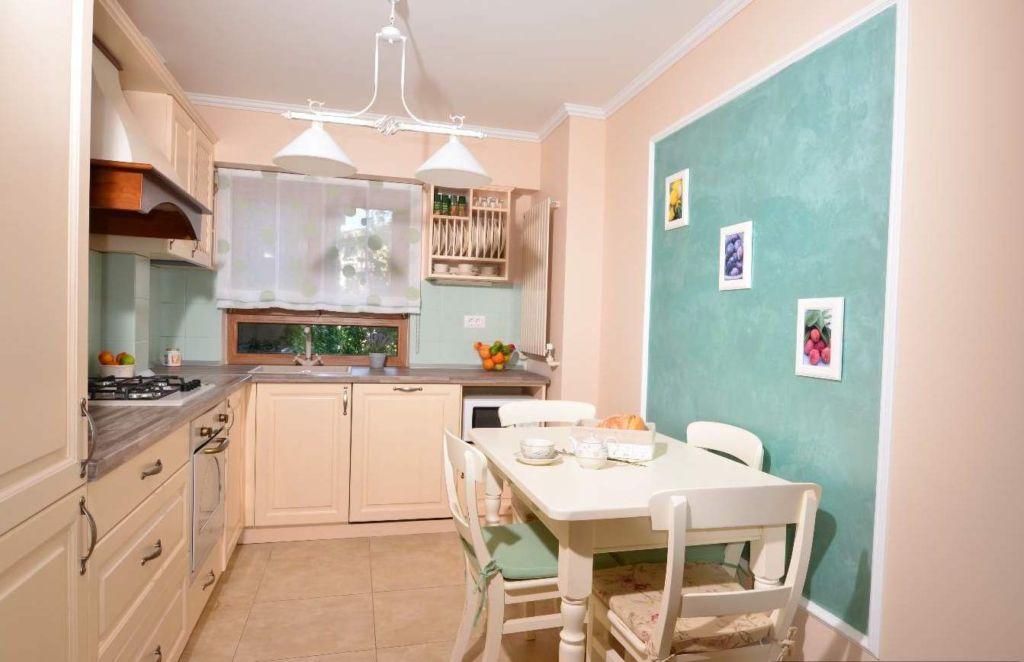 фото покраски кухни
