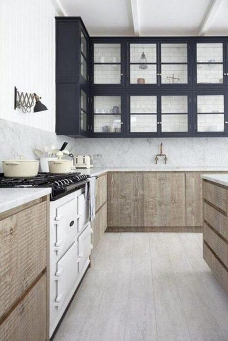модные кухни фото дизайн
