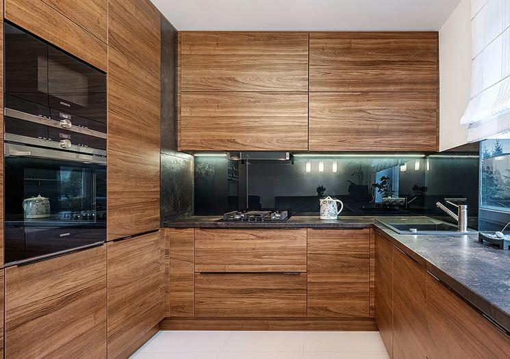 модные интерьеры кухни