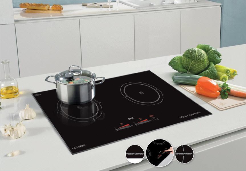 индукционные конфорочные плиты
