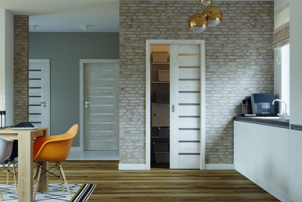 какая дверь подойдет для кухни?