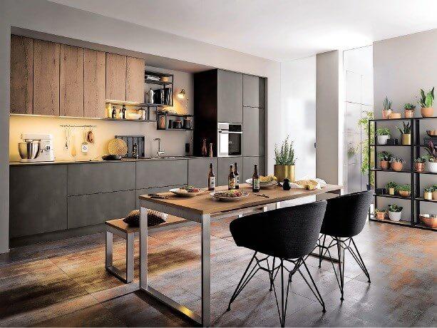 кухня модерн описание