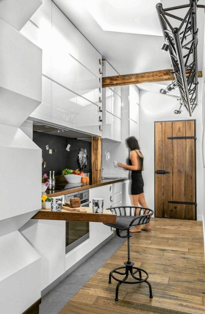 кухни встраиваемые дизайн