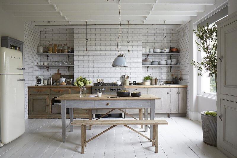 скамья прямая для кухни