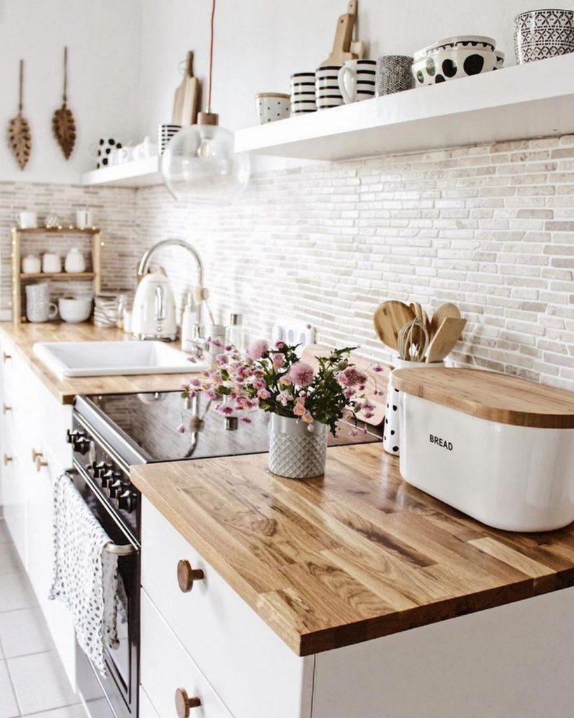 кухни в стиле шебби
