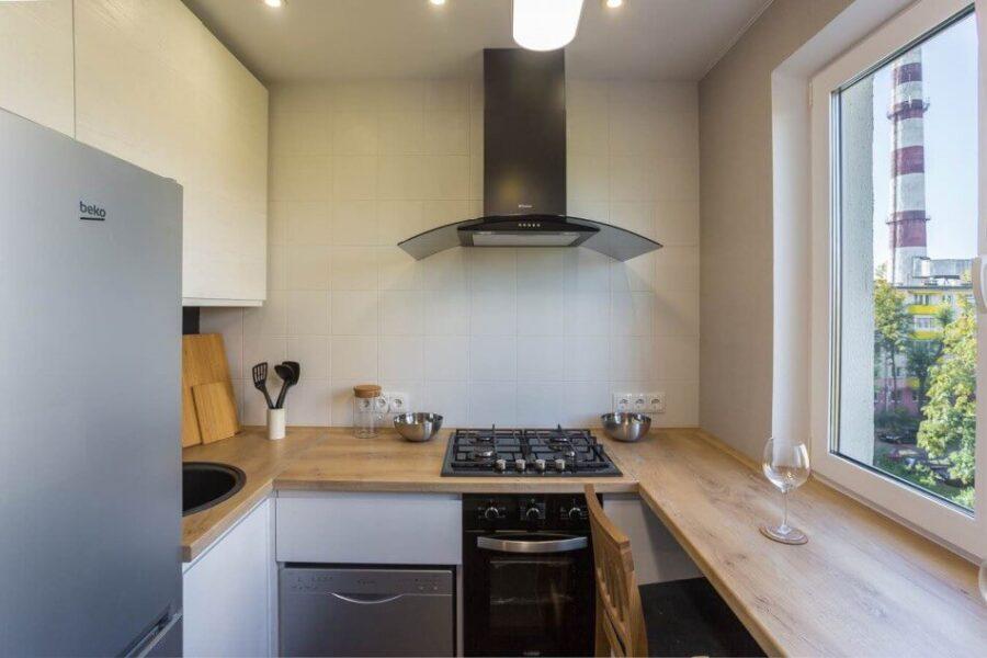 кухни мини квартире