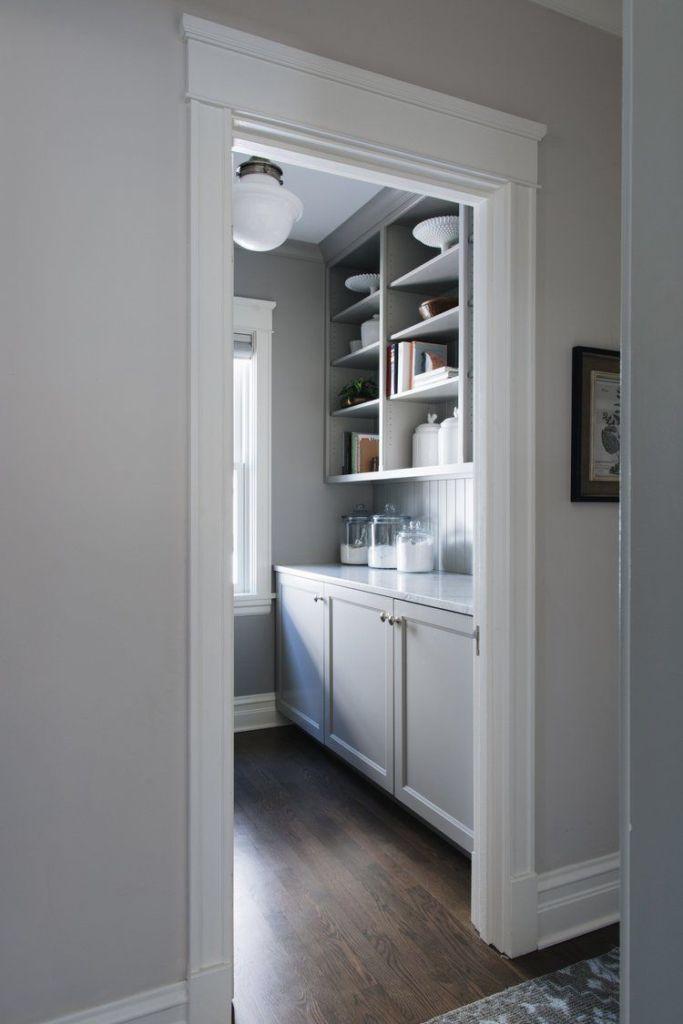 кухня без двери дизайны