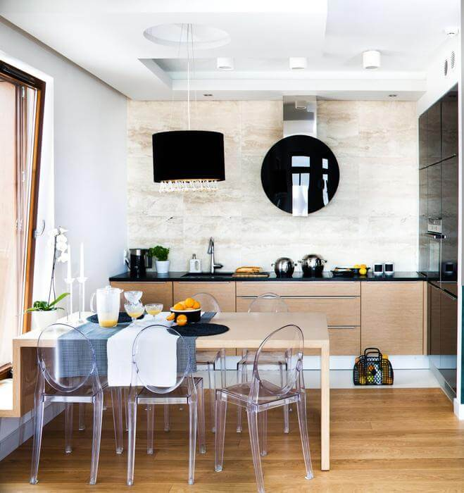 прозрачные стулья +для кухни икеа