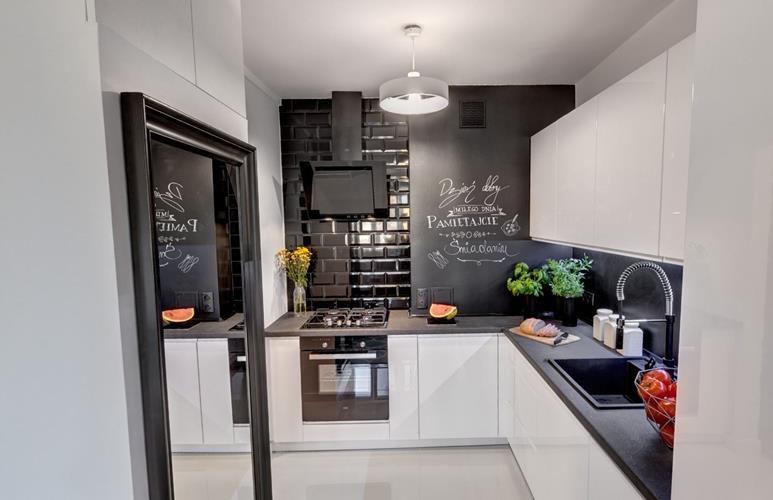 кухни без двери фото