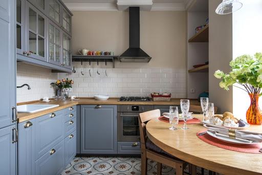 кухня малогабаритный
