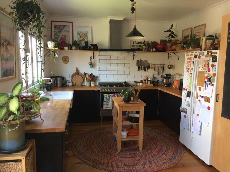 кухня бохо шик