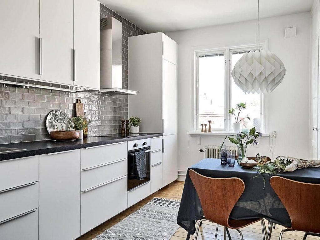 красивые кухонные гарнитуры