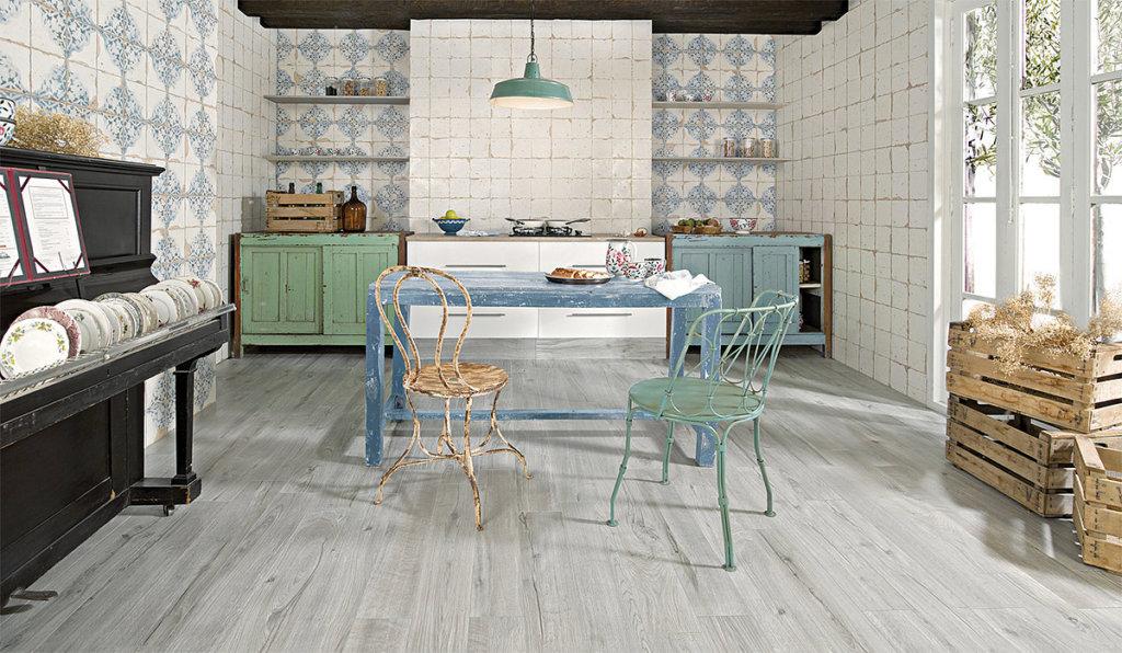 кухня в средиземноморском стиле интерьер