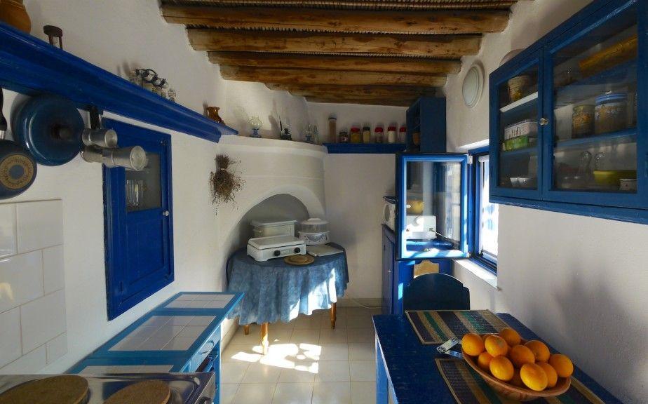 плитка в греческом стиле