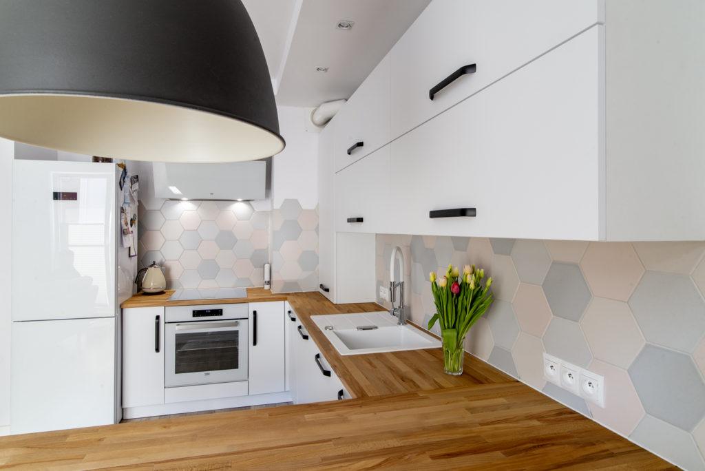 белая кухня 2021