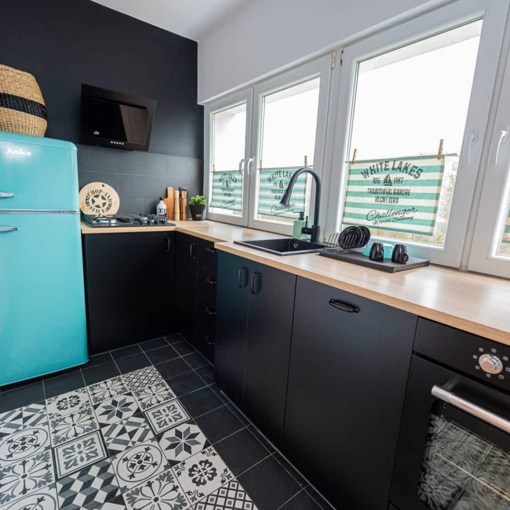 цвета кухонь фото