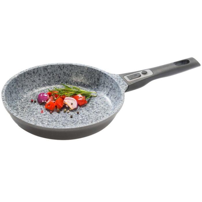 сковорода из камня