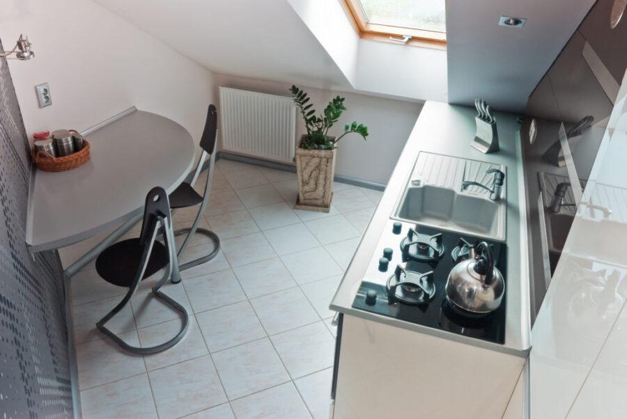 кухни реальные фото в частном доме