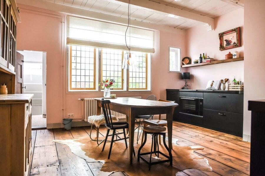 загородный дом в голландском стиле