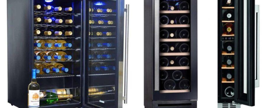 винный холодильник узкий