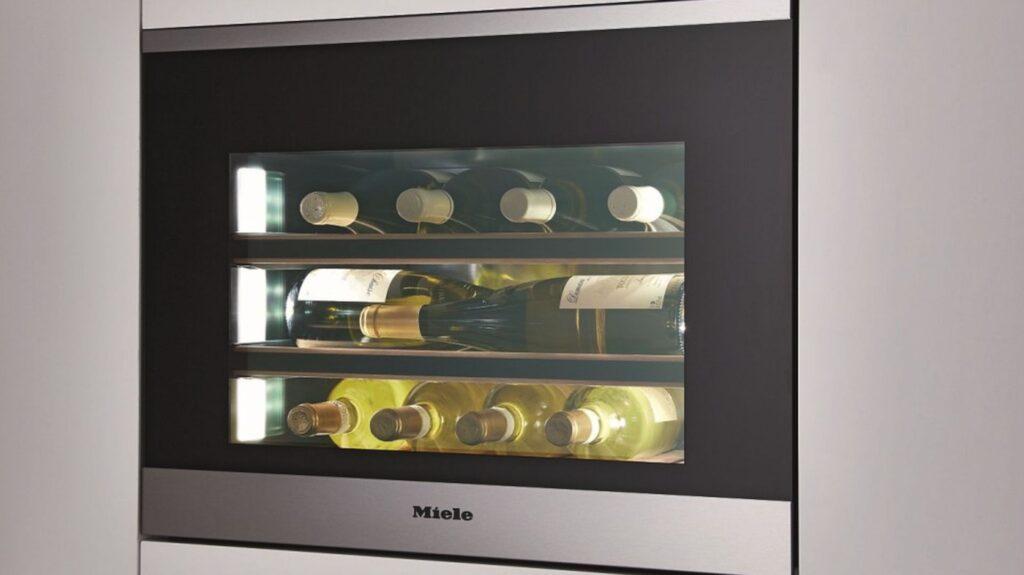 винный холодильник встраиваемый
