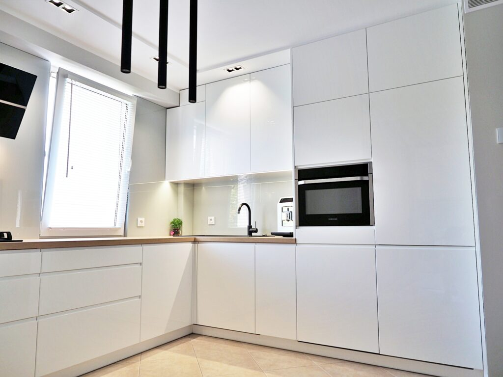 угловые кухни дизайн