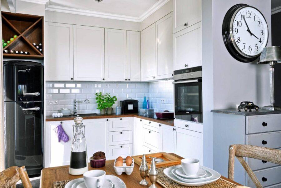кухонные угловые кухни