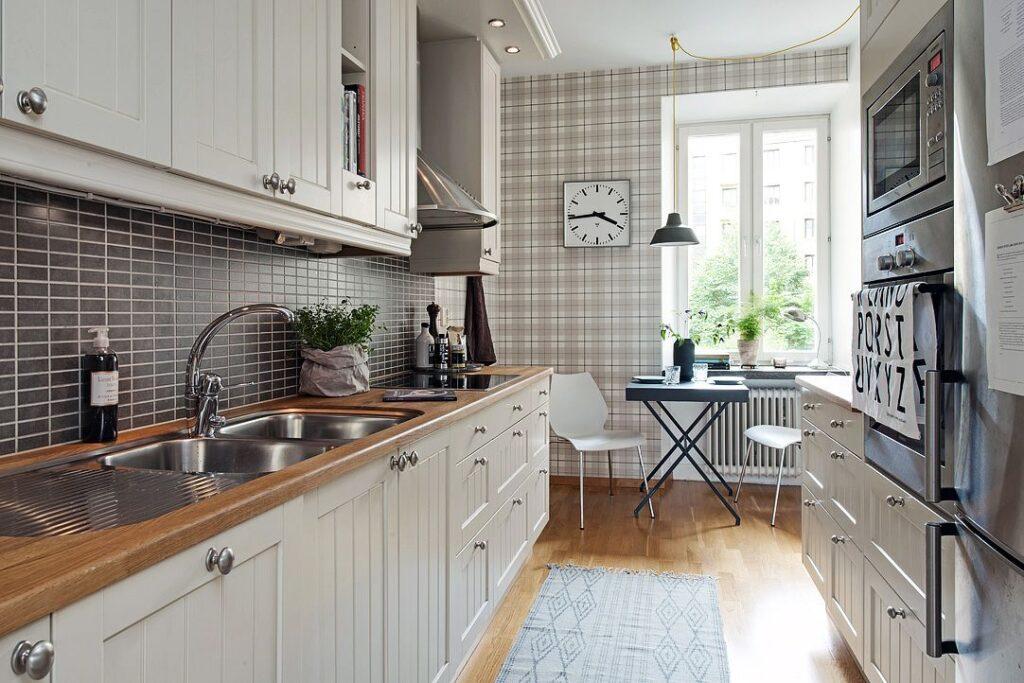 небольшие кухни москва