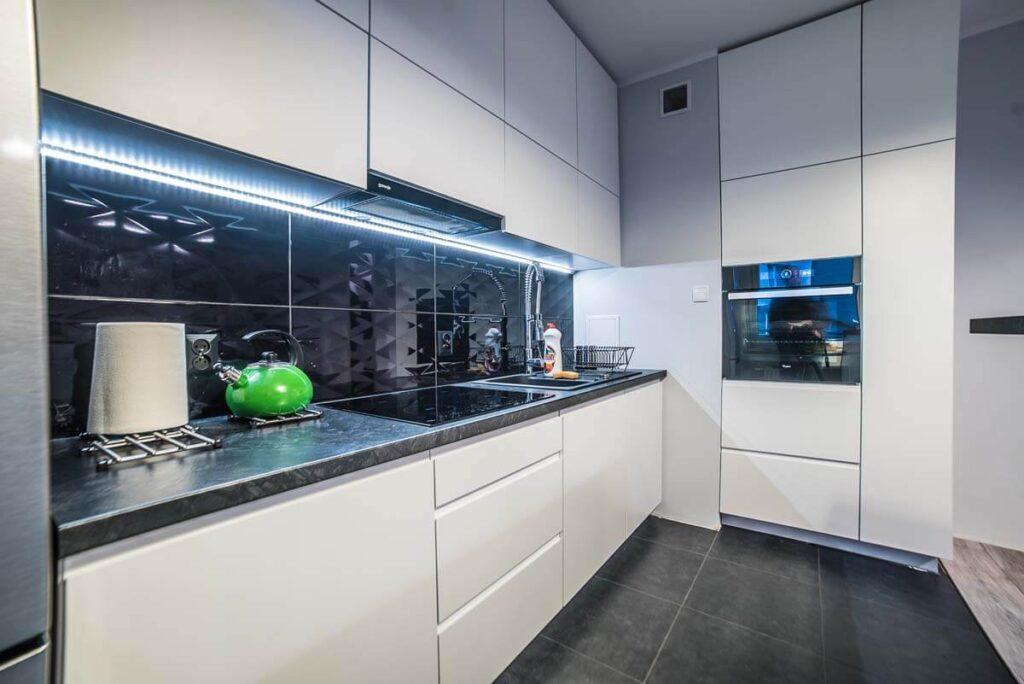 кухня в панельной квартире