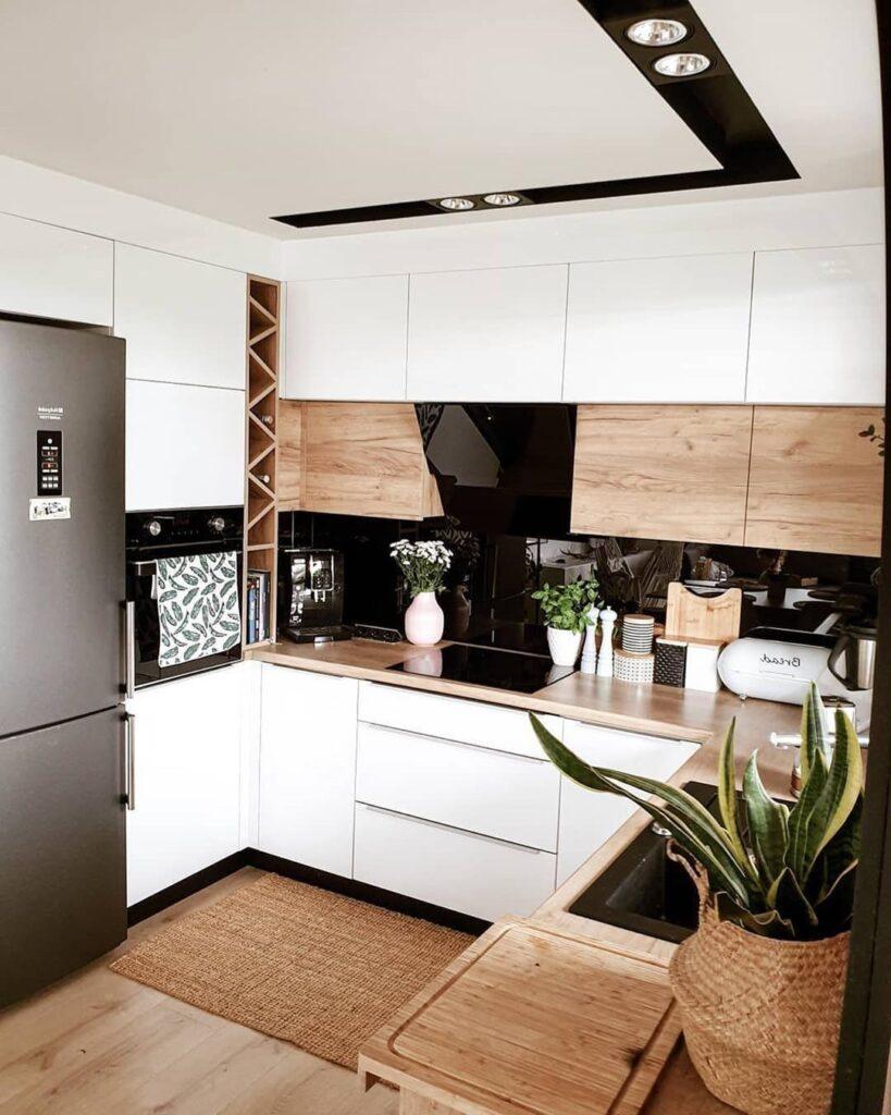 модные кухни 2021