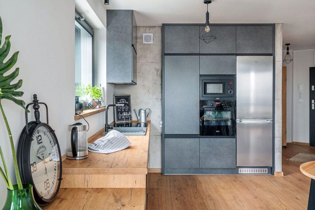 кухни 2021 новые тренды