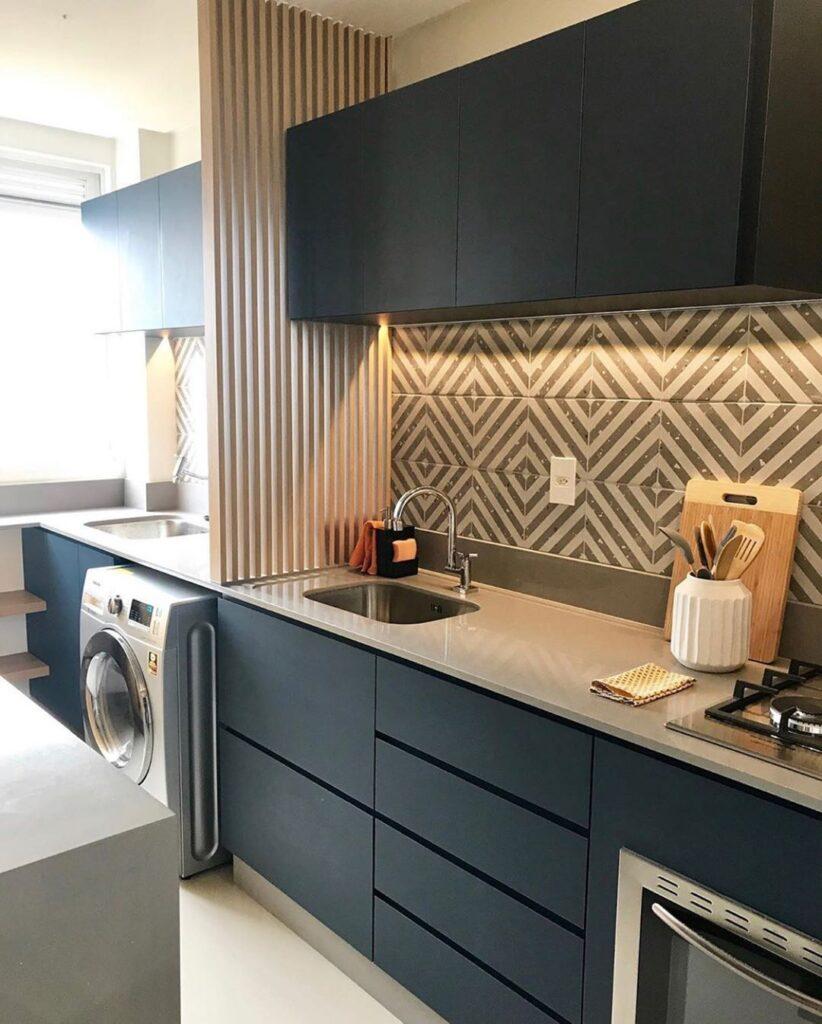 леруа мерлен маленькая кухня