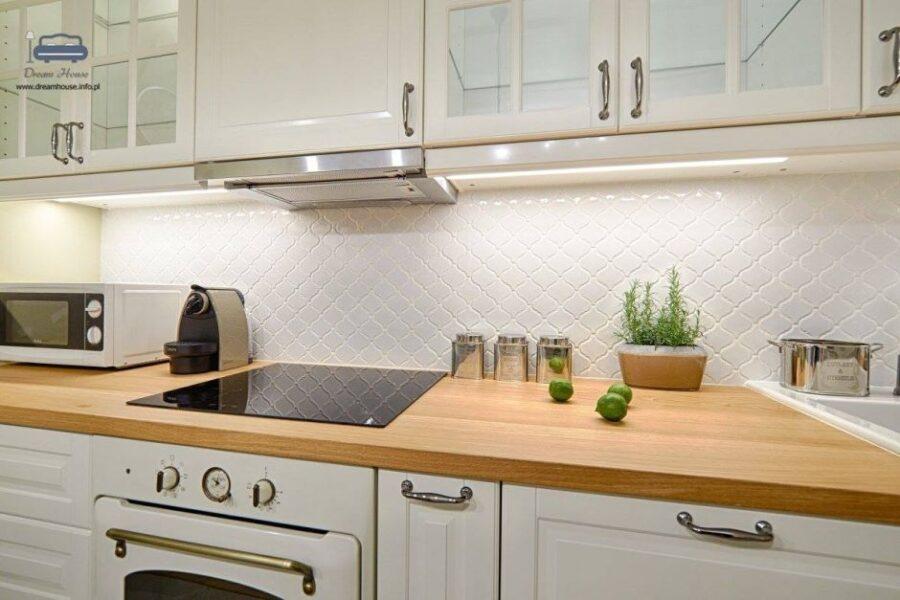 плитка фартука кухни керама