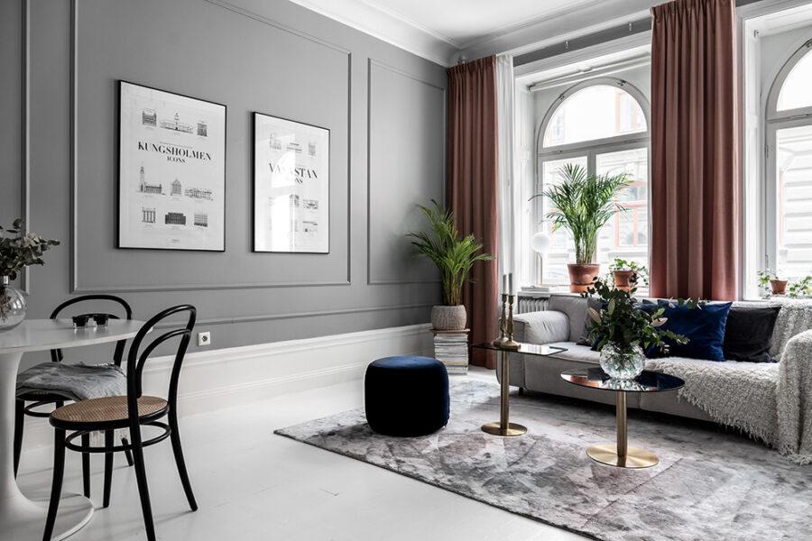мебель в скандинавском стиле