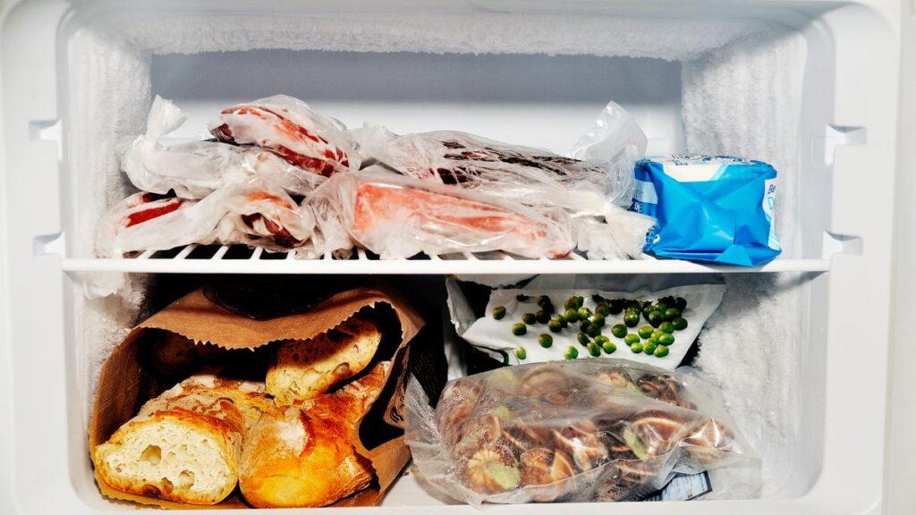 какую готовую еду замораживать