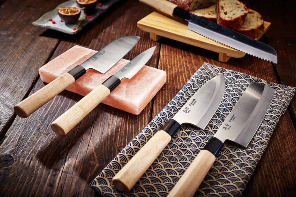 нож сантоку для чего используется