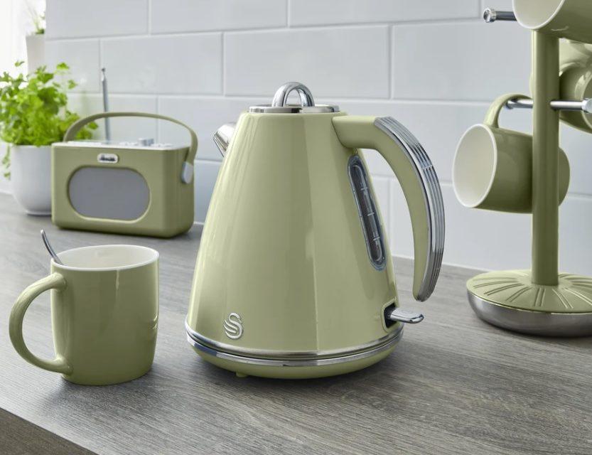 чайник электрический ретро стиль купить