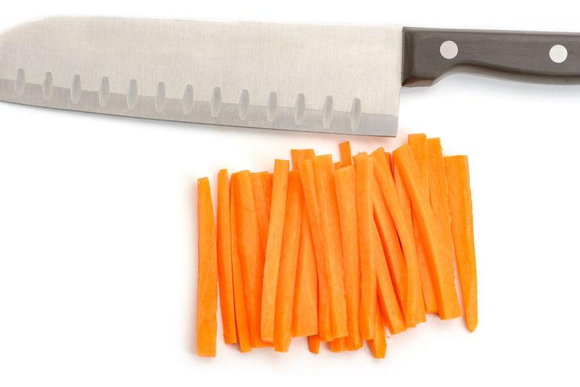 японский нож сантоку