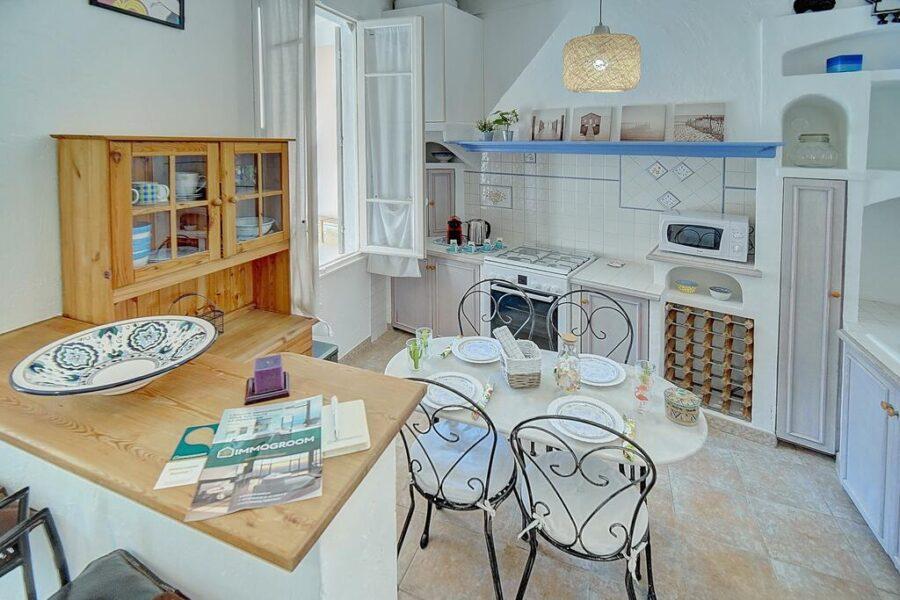 стиль прованс в интерьере кухни