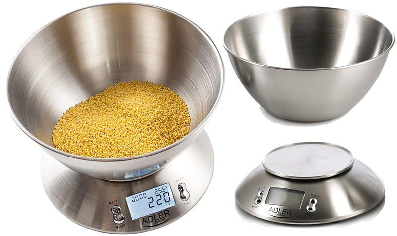 лучшие электронные кухонные весы