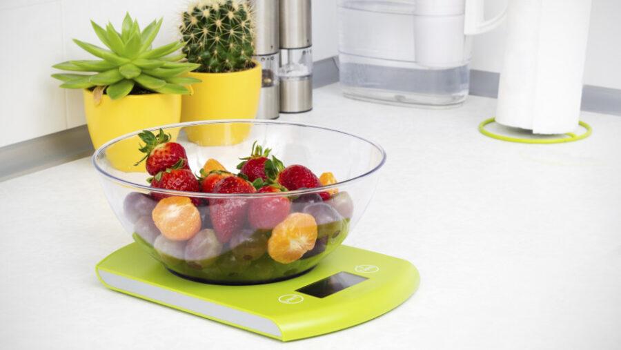 кухонные весы круглые